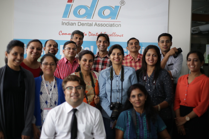 Dental Photography workshop at IDA Head Office