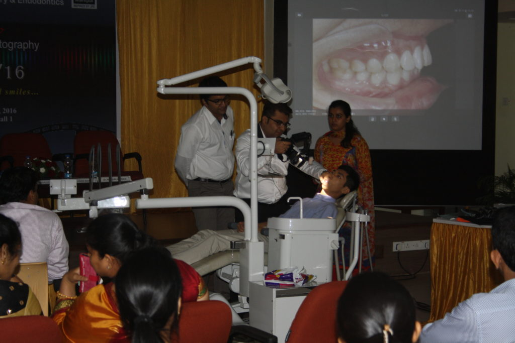 Dental Photography workshop at Manipal University, Manipal, Udipi, MCODS Manipal