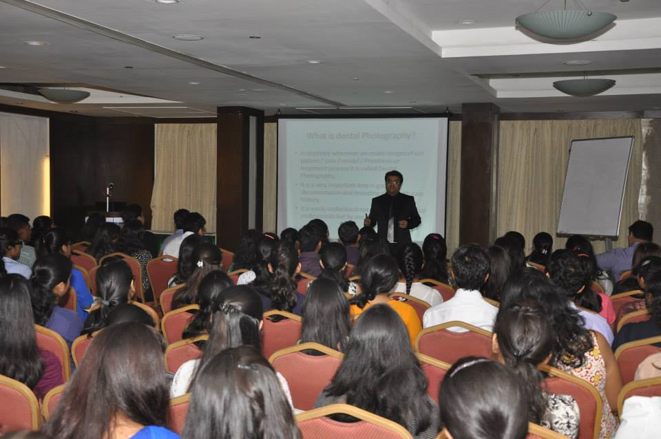 Dental Photography Lecture at Pune