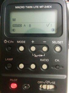 MT 24 EX twin flash system