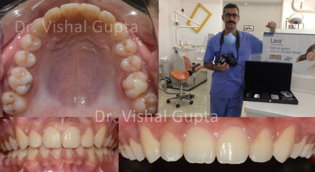 Dr. Vishal Gupta (MDS) and his images clicked by using Magic Box