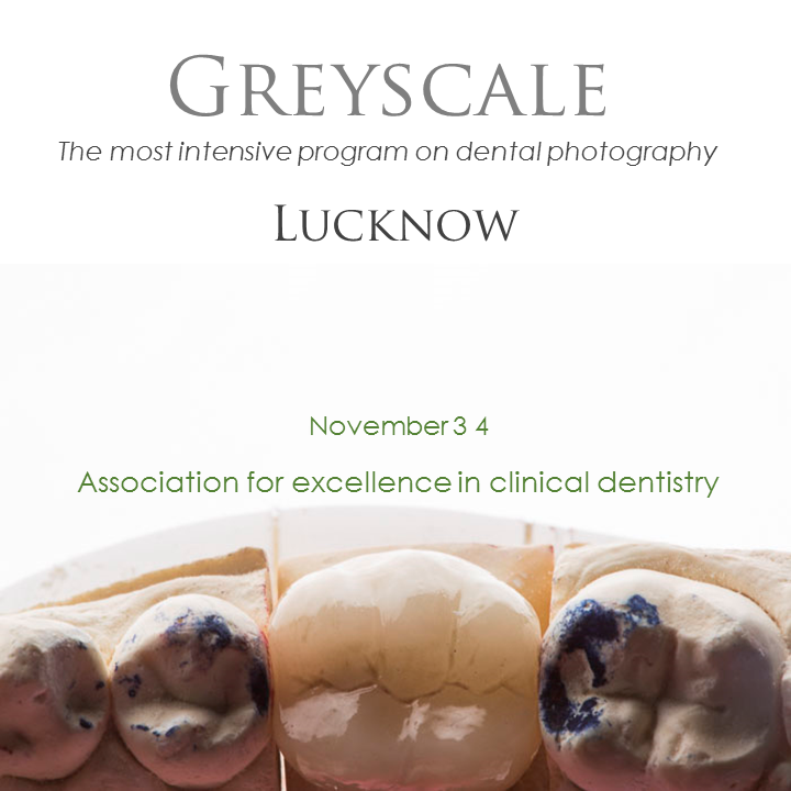 Dental photography workshop at Lucknow