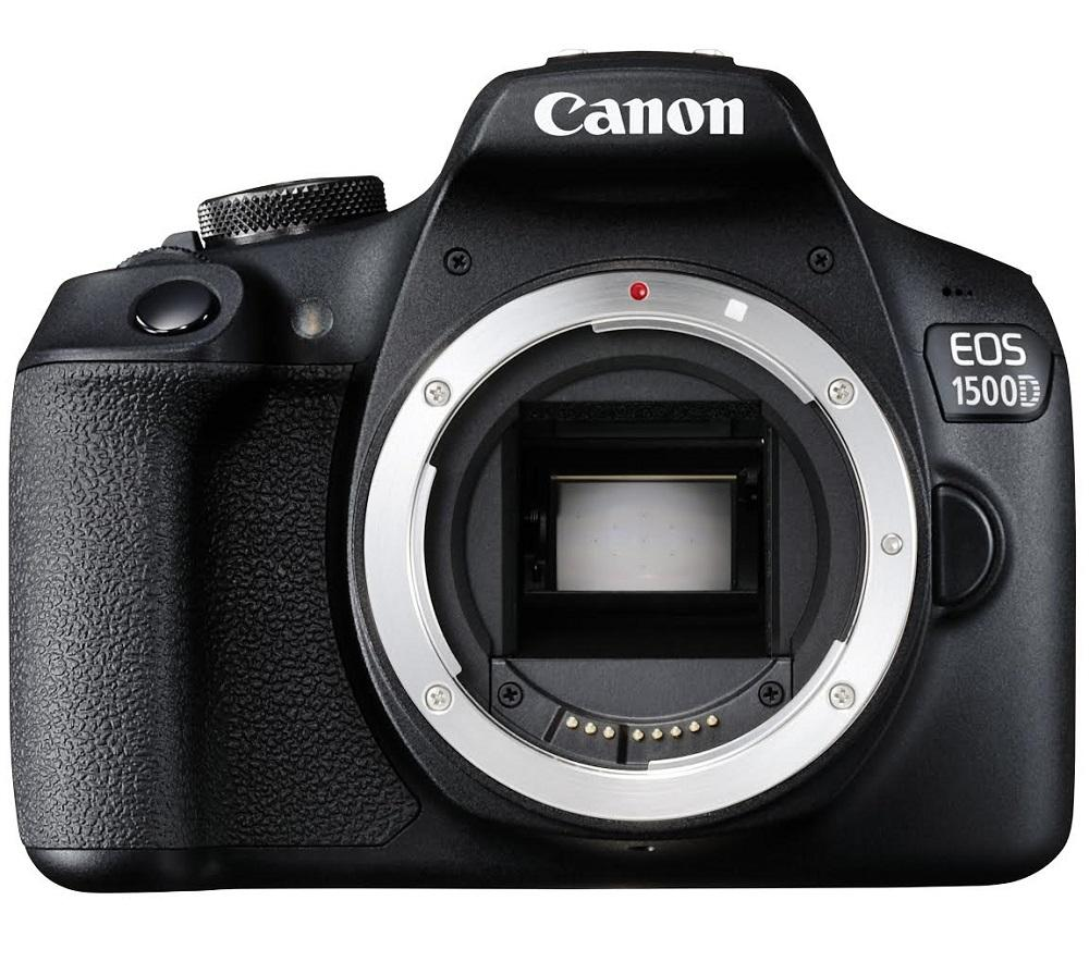 CANON 1500D the best DSLR for Clinical photography
